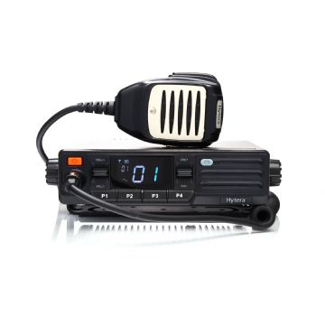 HYT DM 615 RADIO 25 watt vhf & uhf  PMR TWO WAY RADIO
